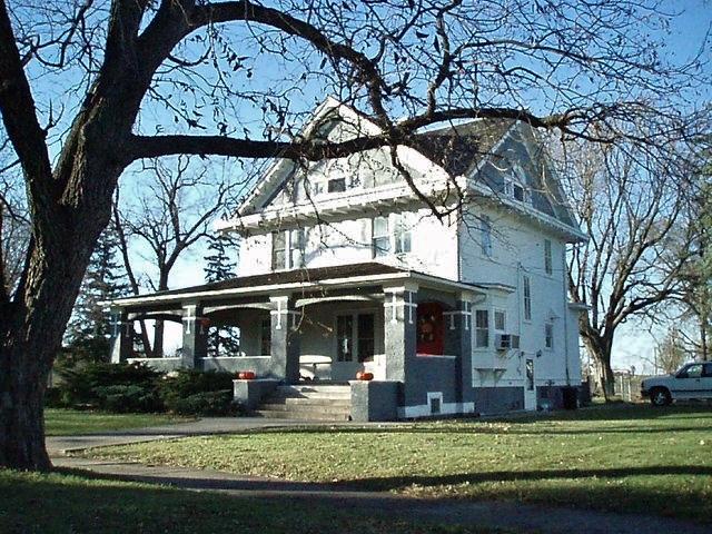 Hollyhock House