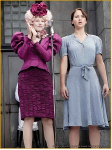 katniss effie reaping