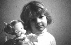 Julie With Her Doll