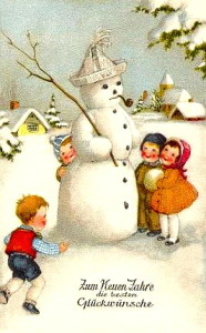 christmas snowman1